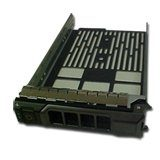 """Dell F238F Hard Drive Carrier Assembly, 3.5"""" (SAS/SATAU)"""