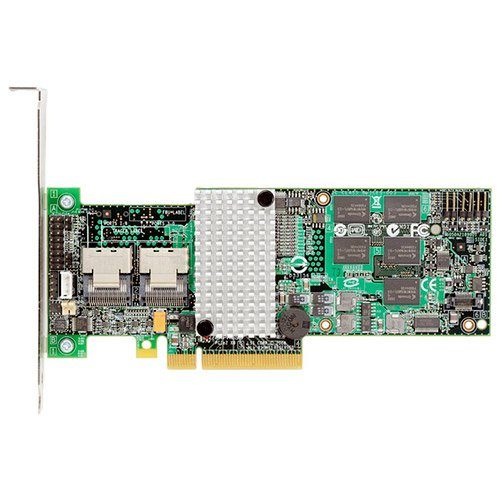 RAID контролер INTEL Plug-in Card RS2BL080 512MB up to 32 devices (PCI Express x8, SAS/SATA II, RAID levels: 0, 1, 10, 5, 50, 6, 60)
