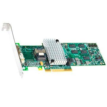 RAID контролер INTEL Plug-in Card RS2BL040 512MB (PCI Express X8, SAS/Serial ATA II-300) (RAID levels: 0, 1, 10, 5, 50, 6,60)