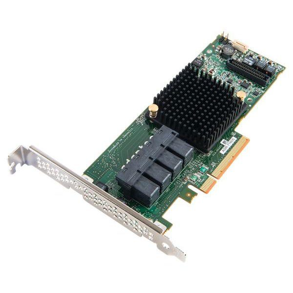 RAID Controller ADAPTEC 2274400-R, Internal ASR-71605 16ch 1Gb up to 256 devices (PCI Express 3.0 x8, SAS/SATA III, RAID levels: