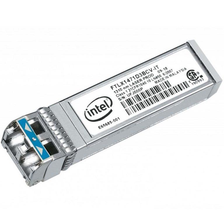 INTEL Ethernet SFP+ LR module for Intel Ethernet Server Adapter X520-DA2