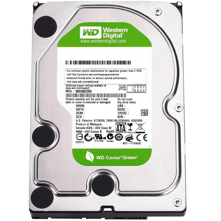 "HDD Server WD RE4 (3.5"", 500GB, 64MB, 7200RPM, SATA 6 Gb/s)"