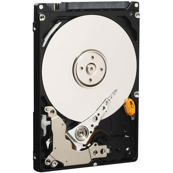 WD HDD Mobile (2.5″, 750GB, 8MB, 5400 RPM, SATA 6 Gb/s)
