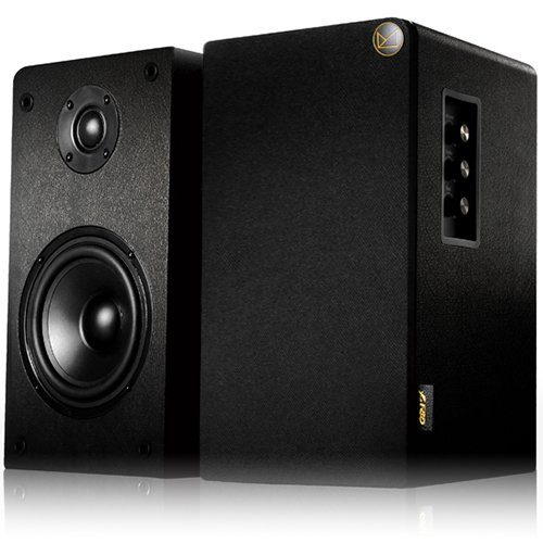Multimedia – Speaker F&D R50 (2.0, 62W, 20Hz-20kHz, Wooden, Black)
