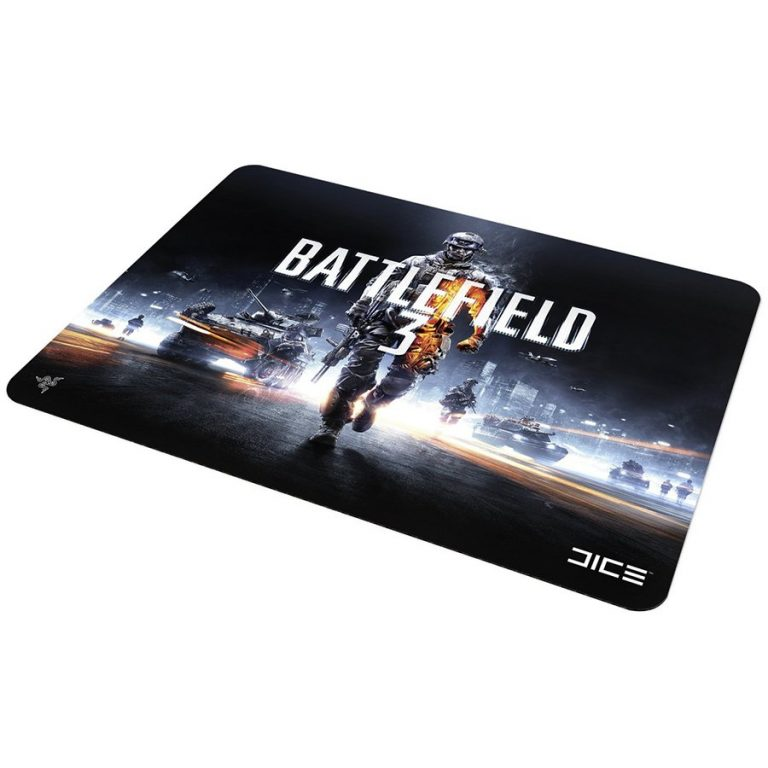 RAZER Gaming Mouse Mat – Battlefield 3 Edition