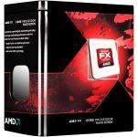 AMD CPU Desktop FX-Series X8 8350 (4.0GHz,16MB,125W,AM3+) box