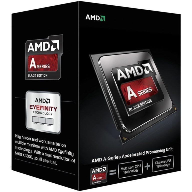 AMD CPU Richland A4-Series X2 6300 (3.7GHz,1MB,65W,FM2) box, Radeon TM HD 8370D