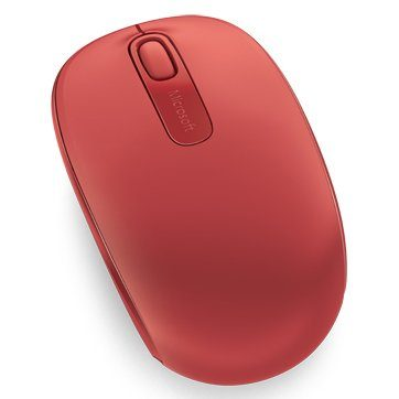 Wireless Mobile Mouse 1850 EN/RO EMEA EG Flame Red V2