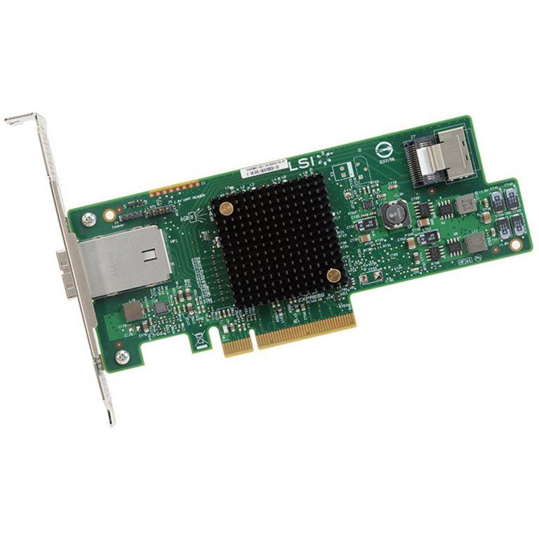 RAID контролер INTEL Plug-in Card (PCI Express 3.0 x8, SAS/SATA, RAID levels: JBOD, 0, 1, 10, 1E)