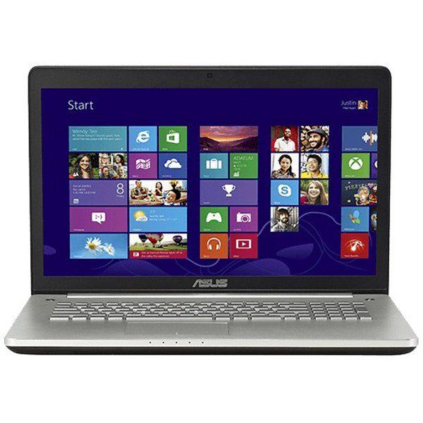 """N750JV, 17.3"""" Full HD 1920×1080, CPU i7-4700MQ up to 3.40GHz 6MB cach, Ram 12GB 1600, HDD 2TB (2x1TB), VGA NVIDIA GeForce GT 750M  4 GB DDR3, DVD-RW, BT 4.0, USB 3.0, B&O, HDMI, 2 ears warranty."""