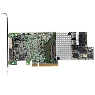 RAID контролер INTEL Plug-in Card RS3DC040 4ch 1000MB up to 128 devices (PCI Express 3.0 x8, SAS/SATA III, RAID levels: 0, 1, 10, 5, 50, 6, 60), Single