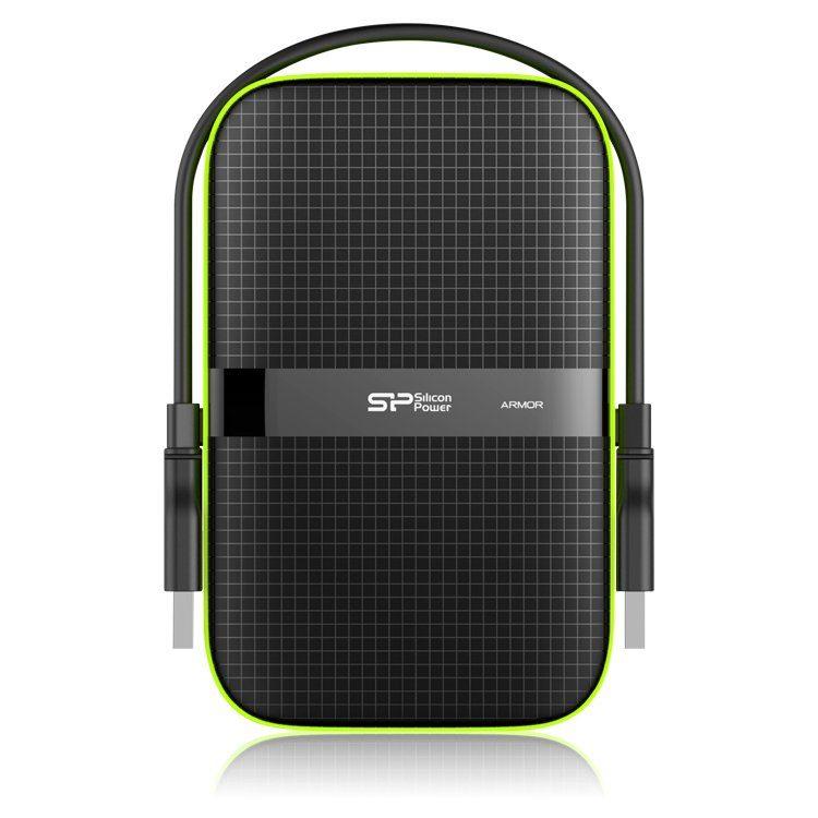 (Portable Hard Disk)1TB,PHD,Armor A60Black