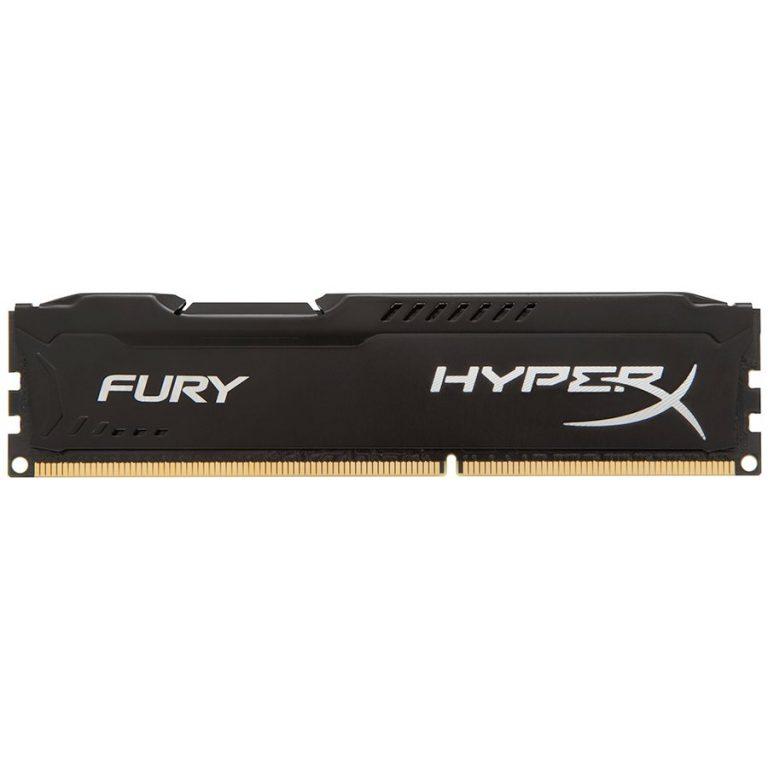 Kingston  8GB 1866MHz DDR3 CL10 DIMM HyperX FURY Black, EAN: '740617230567