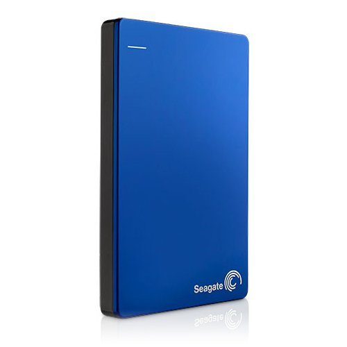 "SEAGATE HDD External Backup Plus Portable (2.5"",1TB,USB 3.0) Blue"