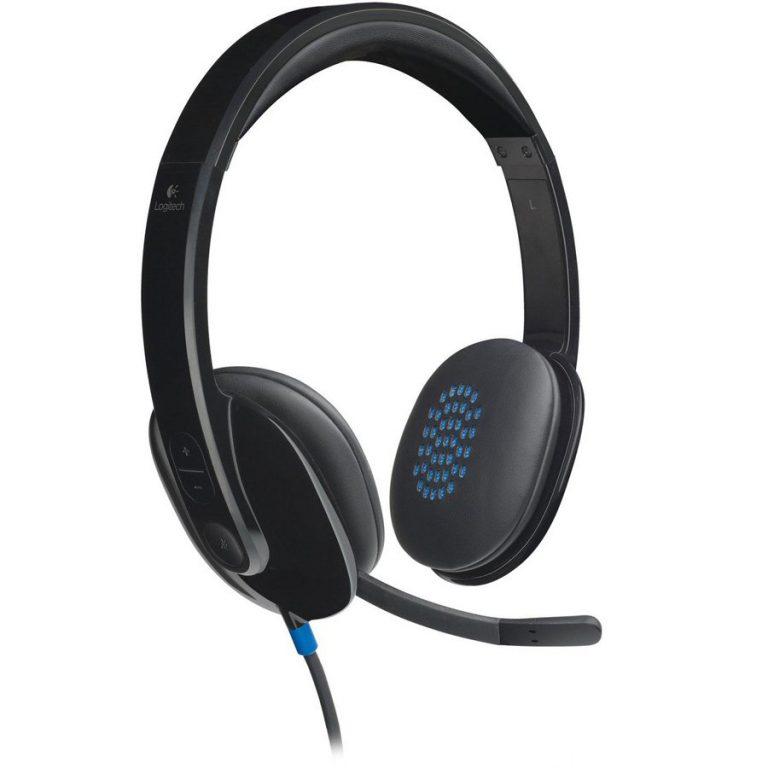 LOGITECH USB Headset H540 – USB – EMEA