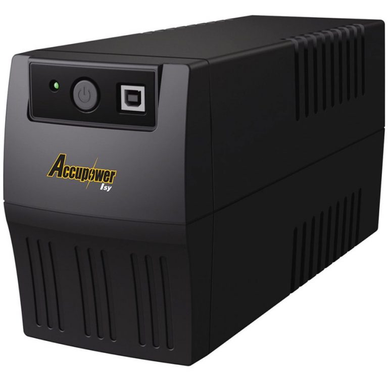 Accupower Line-Interactive UPS Isy 1200VA / 600W