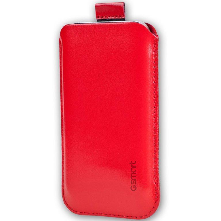 CLASSIC strap GSmart RED for T4 lite, Roma, Roma Plus – 4″