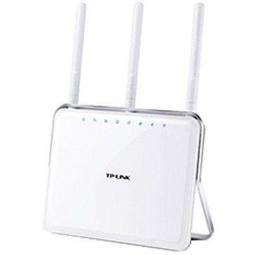 Router TP-Link, AC1900 Dual Band Wireless Gigabit Router, Broadcom, 1300Mbps at 5Ghz + 600Mbps at 2.4Ghz, 802.11ac/a/b/g/n, 1 Gigabit WAN + 4 Gigabit LAN, Wireless On/Off, 1 USB3.0,1 USB2.0, 3 detachable antennas