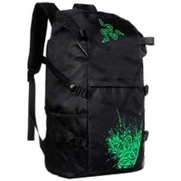 """Utility Bag Razer,Made from robust 1680D ballistic nylon, Tear- and water-resistant exterior, TPU padded scratch proof interior,Interior 15"""" laptop divider"""