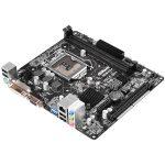ASROCK Main Board Desktop iH81 (S1150, DDR3,USB3.0,SATA III,LAN,5.1ch, DVI,USB3.0,SATA II) mATX Retail