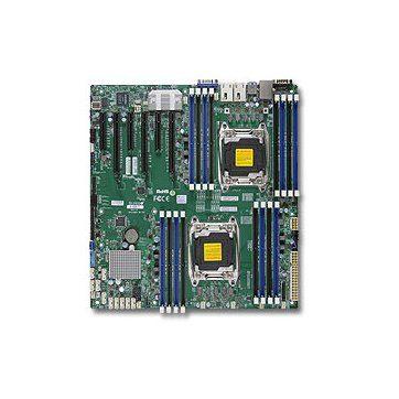Supermicro MBD-X10DRI-O, Dual SKT, Intel C612 chipset, 16xDIMMs DDR4 LR/RDIMM2400, 10xSATA3 6G, 2xSATA-DOM, 2x1GbE i350, IPMI2.0+IP-KVM, 5xPCIe3.0/1xPCIe2.0 slots, E-ATX 12×13, Retail