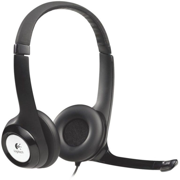 LOGITECH Corded USB Headset H390 – EMEA