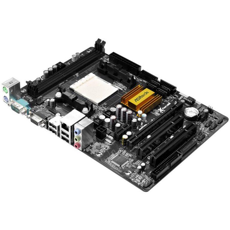 ASROCK Main Board Desktop nForce 630a (SAM3+AM3,DDR3,VGA, SATA II,VGA,PCI_Ex16, PCI_Ex1, 2xPCI ,USB2.0,GLAN,COM) mATX Retail