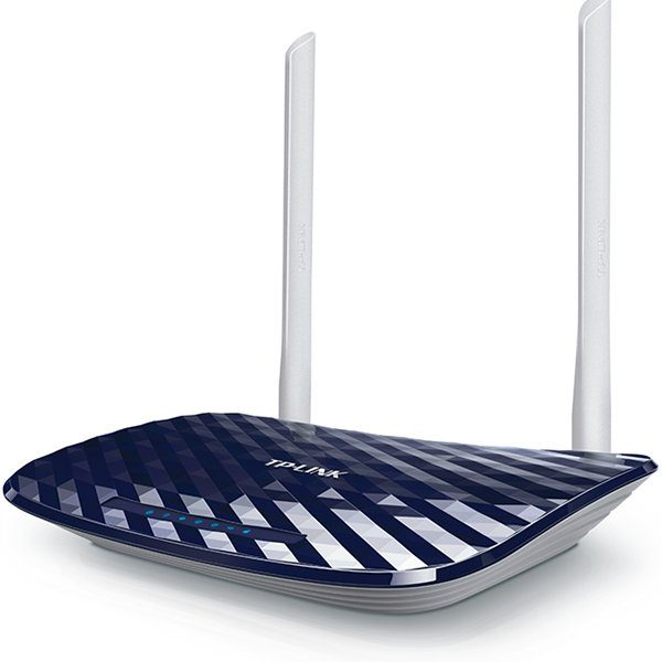 TP-LINK AC750 Dual Band Wireless Router, Mediatek, 433Mbps at 5GHz + 300Mbps at 2.4GHz, 802.11ac/a/b/g/n,1 10/100M WAN + 4 10/10
