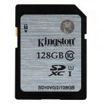 Kingston  128GB SDXC Class10 UHS-I 45MB/s Read Flash Card, EAN: '740617243567