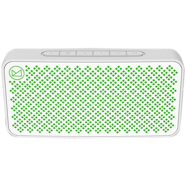 Multimedia – Speaker F&D W30 5W(2.5W*2), 1.5″ Neodymium driver, Bluetooth V4.0, 3.5mm Aux input, Battery allows over 5 hours of play, Low battery and charging indication
