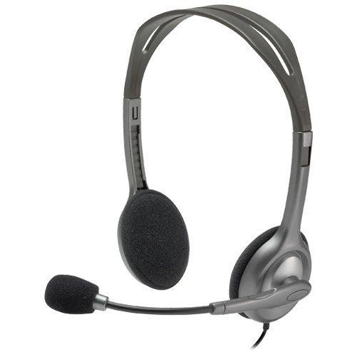 LOGITECH Stereo Headset H111 – EMEA – One Plug