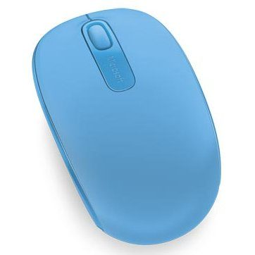 Wireless Mobile Mouse 1850 EN/RO EMEA EG Blue