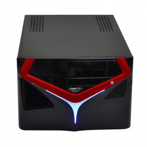 E-mini X6 Black Red No PSU