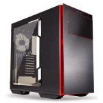 Chassis In Win 707 Full Tower E-ATX SECC Acrylic Window Side Panel, EX 5.25″ x3, 3.5″ or 2.5″ x8,USB 3.0 x2, USB 2.0 x2,HD Audio, 140mm Fan x7, 120mm Fan x3, Water-Cooling Ready, Black