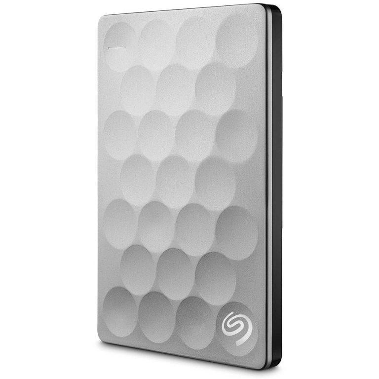 "HDD External SEAGATE Backup Plus Ultra Silm (1 TB, 2.5"", USB 3.0)"