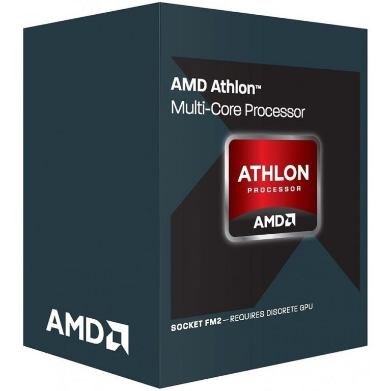 AMD CPU Godavari Athlon X4 880K (4.0/4.2GHz Boost,4MB,95W,FM2+, with quiet cooler) box, Black Edition