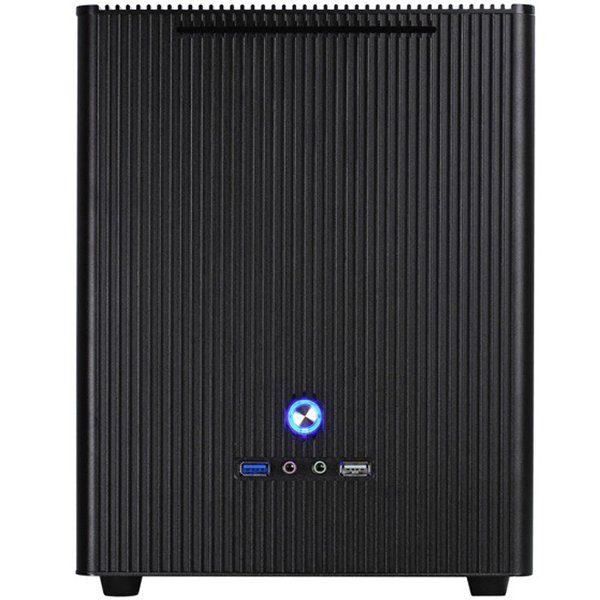 E-mini M5 Black No PSU, Mini-ITX