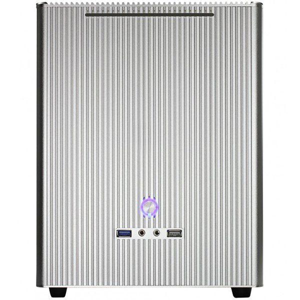 E-mini M5 Silver No PSU, Mini-ITX