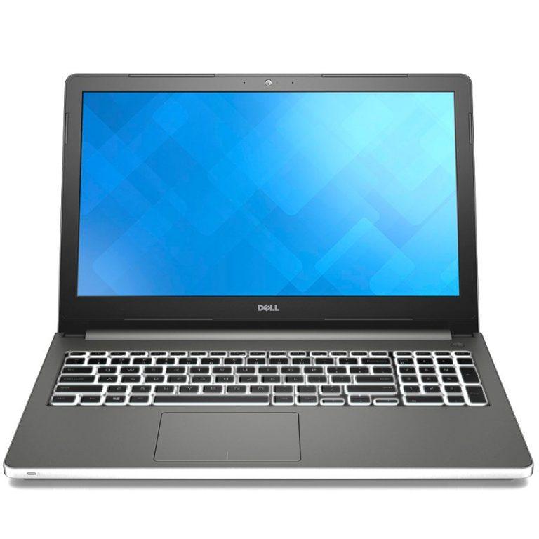 Notebook DELL Inspiron 5559, 15.6 (1366 x 768), i7-6500U up to 3.10 GHz, RAM 8GB (4GBx2), HDD 1TB, AMD R5 M335 4GB, Backlit Keyboard,DVD, Ubuntu, White gloss, 3 CIS