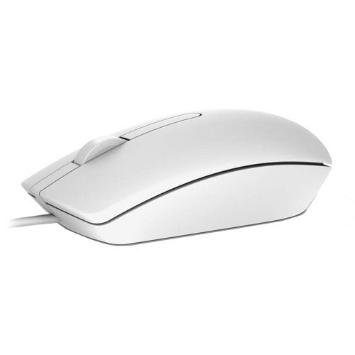 Dell Optical Mouse-MS116 – White