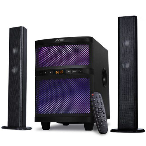 Multimedia – Speaker F&D T-200X (17.5Wx2+35W (RMS), Subwoofer Frequency response: 30Hz~104Hz, Satellite Frequency response: 135Hz~20kHz, Bluetooth 4.0, Plug & play USB)