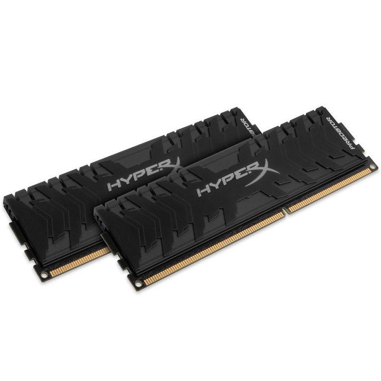 Kingston  16GB 3200MHz DDR4 CL16 DIMM (Kit of 2) XMP HyperX Predator, EAN: '740617258462