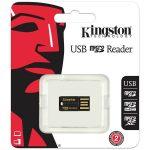 Kingston  MicroSD Reader Gen 2 (USB 2.0), EAN: '740617152326
