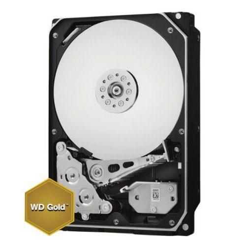 """HDD Server WD Gold (3.5"""", 4TB, 128MB, 7200 RPM, SATA 6 Gb/s)"""
