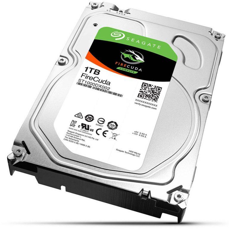 SEAGATE SSHD Desktop FireCuda Guardian (3.5″/1TB/SATA 6Gb/s NCQ)