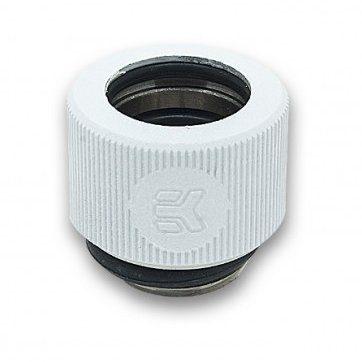 EK-HDC Hard Tubing Fitting 12mm G1/4 – White
