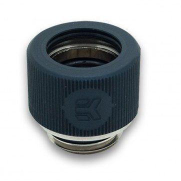 EK-HDC Hard Tubing Fitting 12mm G1/4 – Elox Black