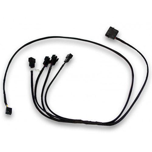 EK-Cable Splitter 4-Fan PWM Extended