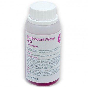 EK-Ekoolant Pastel RED (concentrate 250mL)