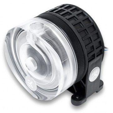 EK-XTOP Revo D5 PWM – Plexi (incl. pump)